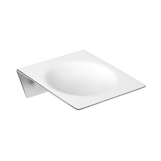 WS Bath Collections Kubic Cool Wall Mounted Soap Dish