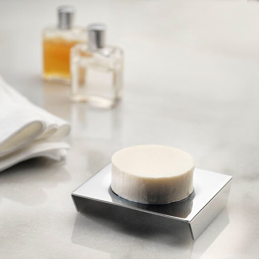 WS Bath Collections Kubic Cool Soap Dish