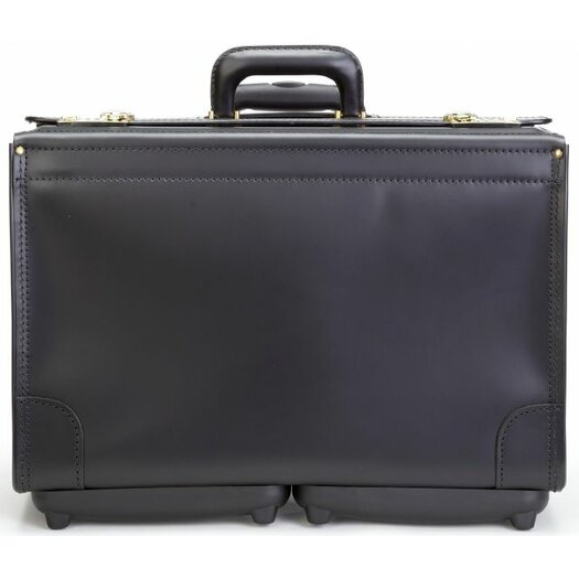 Korchmar Deluxe Mobile Maximizer  Leather Catalog Case