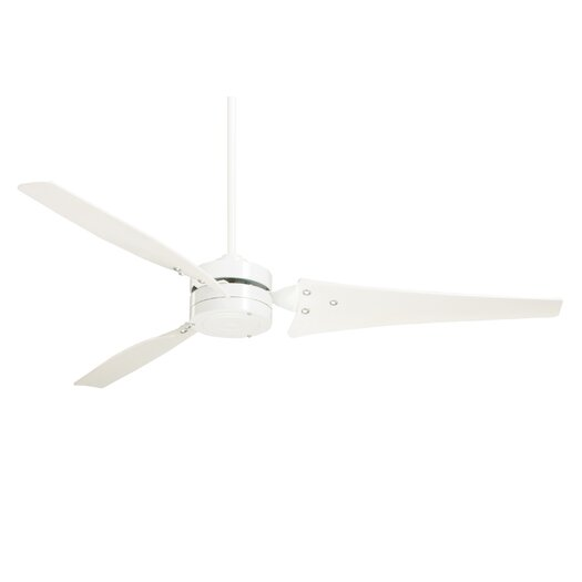 "Emerson Ceiling Fans 60"" Loft 3 Blade Indoor/Outdoor Ceiling Fan"