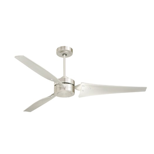 "Emerson Ceiling Fans 60"" Loft 3 Blade Indoor/Outdoor Ceiling Fan"