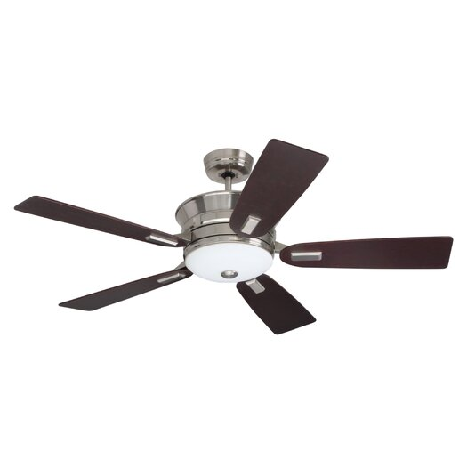 """Emerson Ceiling Fans 52"""" Transitional Highgrove 5 Blade Ceiling Fan"""