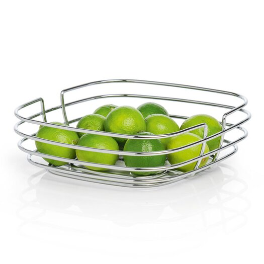 Blomus Sonora Square Wire Fruit Basket