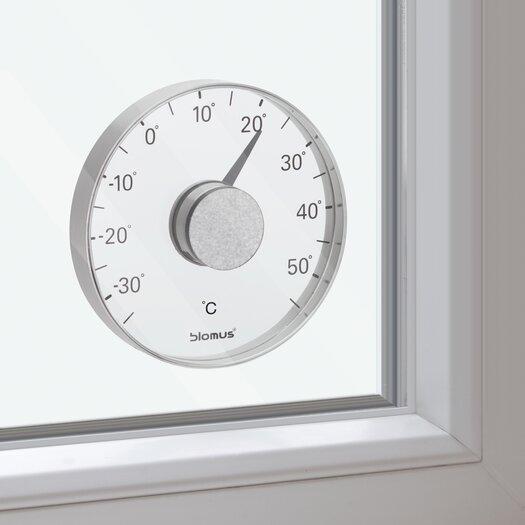 Blomus Grado Window Thermometer in Celsius by Flöz Design