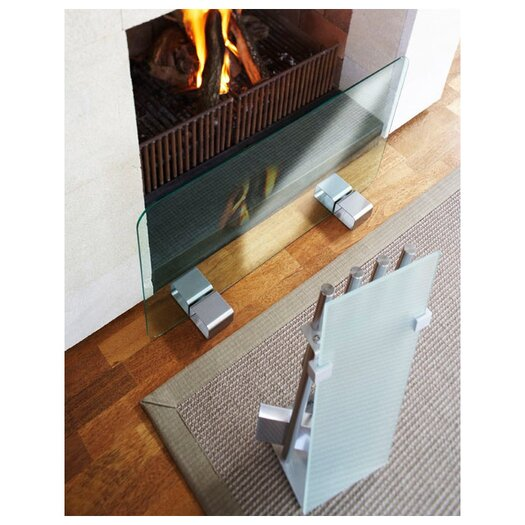 Blomus Bebop Panel Fireplace Screen