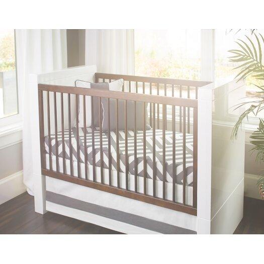 Zara 3 Piece Crib Bedding Set