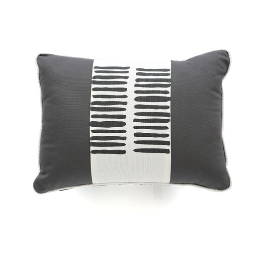 Sticks Motif Pillow