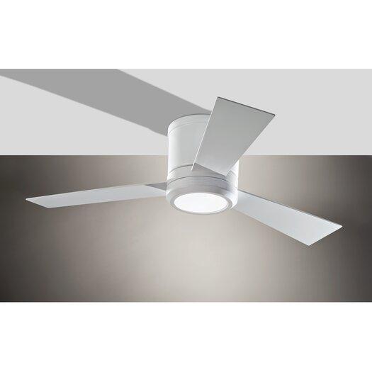 """Monte Carlo Fan Company 42"""" Clarity II 3 Blade Ceiling Fan"""