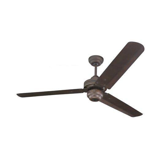 """Monte Carlo Fan Company 54"""" Studio 3 Blade Ceiling Fan"""