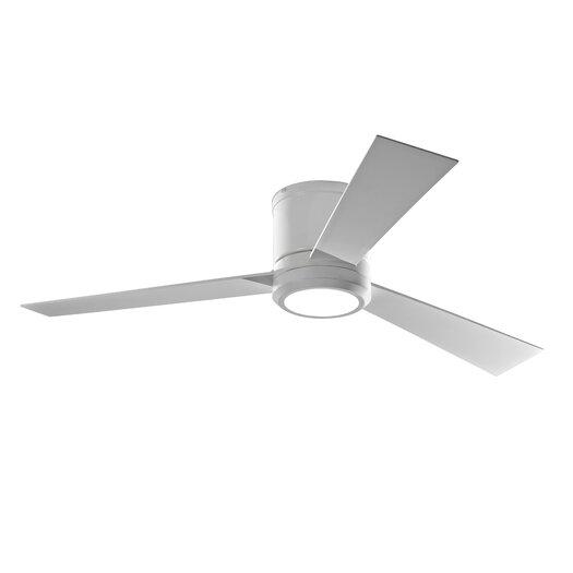 """Monte Carlo Fan Company 52"""" Clarity 3 Blade Ceiling Fan"""