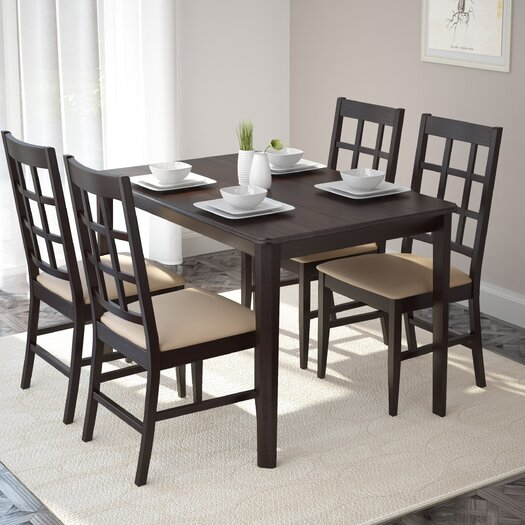 dCOR design Atwood 5 Piece Dining Set