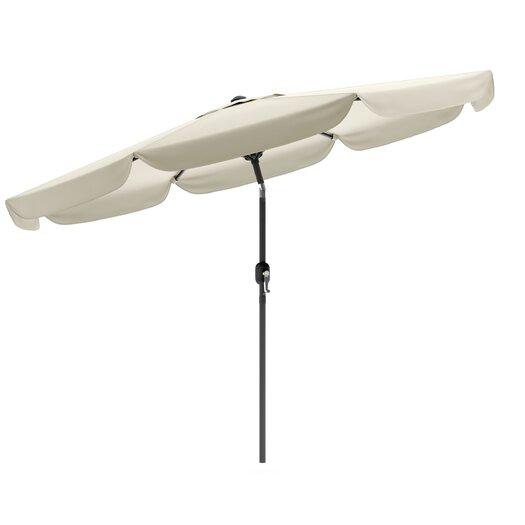 "dCOR design 118"" CorLiving Market Umbrella"