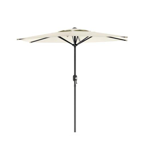 """dCOR design 98.5"""" CorLiving Patio Umbrella"""