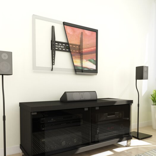 """dCOR design Fixed Wall Mount for 26"""" - 42"""" Flat Panel Screens"""