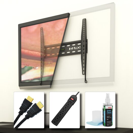 "dCOR design Fixed Wall Mount for 26"" - 50"" Screens"