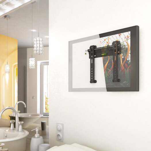 """dCOR design Fixed Wall Mount for 18"""" - 32"""" Flat Panel Screens"""