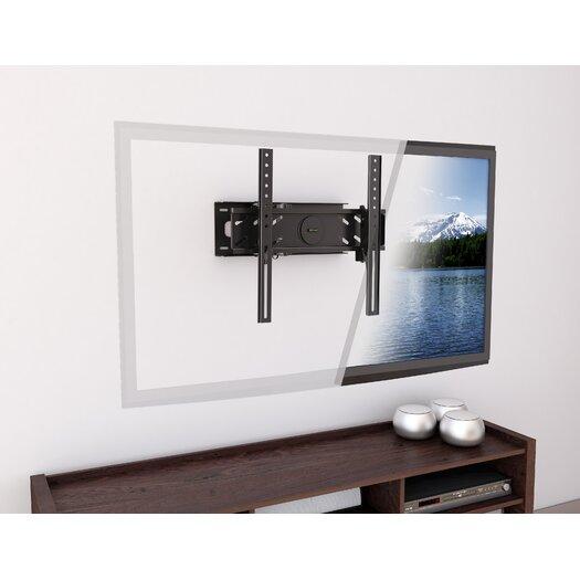 "dCOR design Wall Mount Full Motion Extending Arm/Tilting/Swivel Wall Mount for 26"" - 47"" Screens"