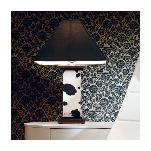 """Wemi Light Losanna 24.8"""" H Table Lamp with Square Shade"""