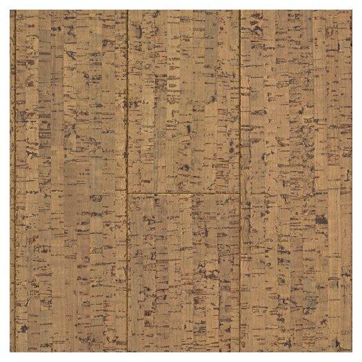 "US Floors Natural Cork New Earth 4-1/8"" Engineered Cork Flooring in Veneta Cera"