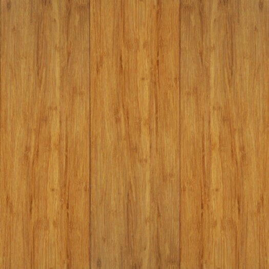 "US Floors Natural Bamboo 5-5/8"" Engineered Bamboo Flooring in Natural"