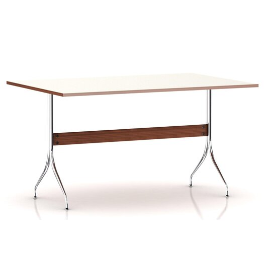 "Herman Miller ® George Nelson 54""W x 36""D Conference Table"
