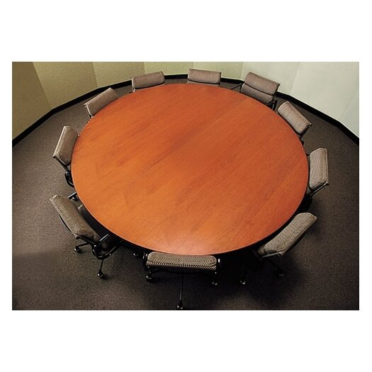 Herman Miller ® Eames Round Table with Universal Base