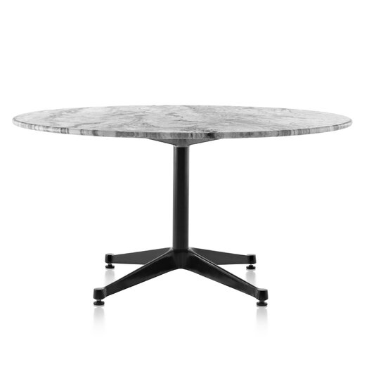 Eames� Outdoor Table with Round Top and Contract Base, 48