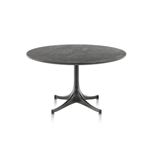 "Herman Miller ® Nelson™ 28.5"" Outdoor Pedestal Table"