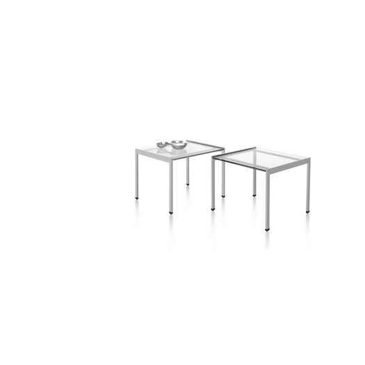 Geiger H Frame End Table