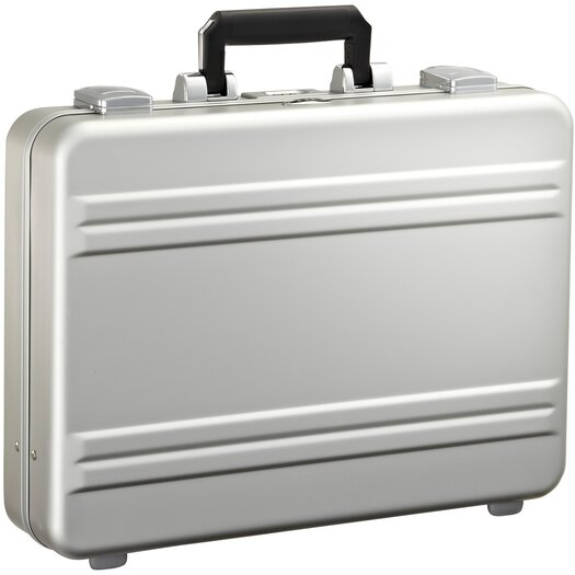 Zero Halliburton Premier Aluminium Attache Case