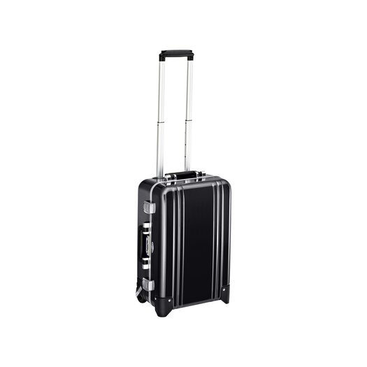 Zero Halliburton Classic Polycarbonate Carry On 2 Wheel Travel Case