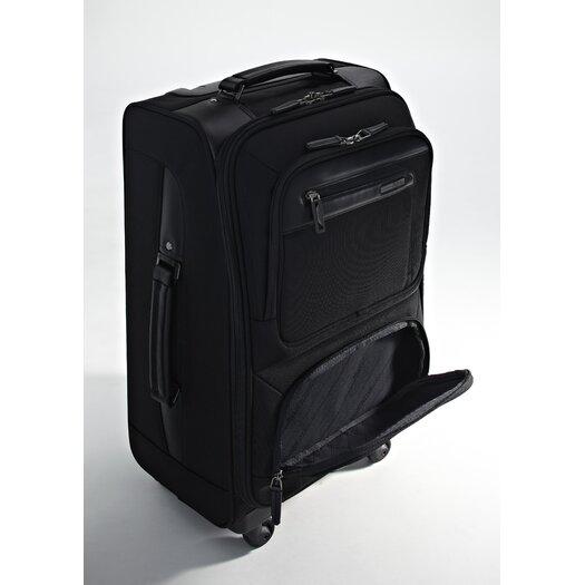 "Zero Halliburton Profile 21.5"" Spinner Carry-on Suitcase"