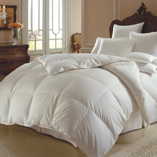 Downright HIMALAYA Firm 700 White Goose Down Pillow