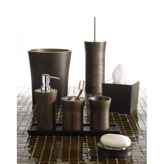 Kassatex Fine Linens Eko Accessories Soap Dish