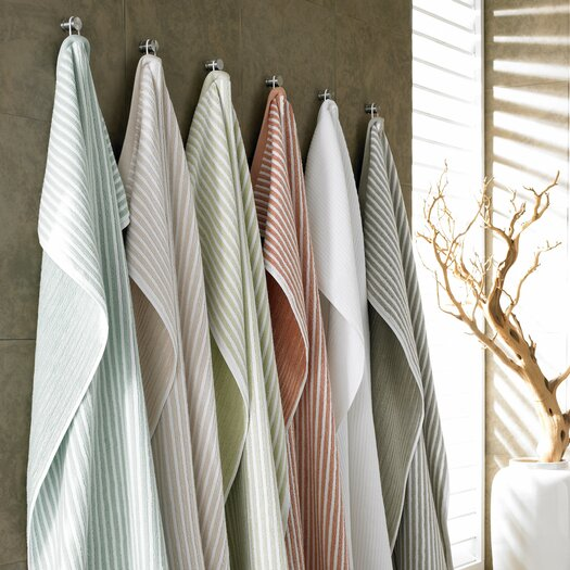 Kassatex Fine Linens Linea 6 Piece Towel Set