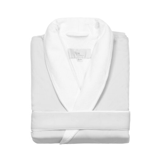 Kassatex Fine Linens Spa Bath Robe