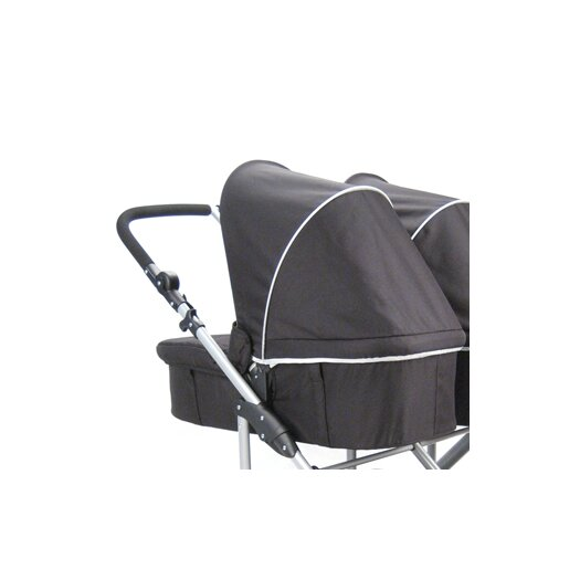 StrollAir My Duo Stroller Bassinet