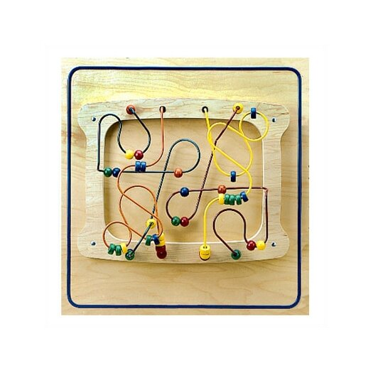 Anatex Sculpture Maze Wall Panel Toy