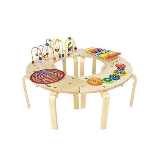 Anatex Mini Circle of Fun Activity Table