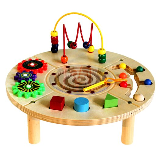 Anatex Circle Play Center Activity Table