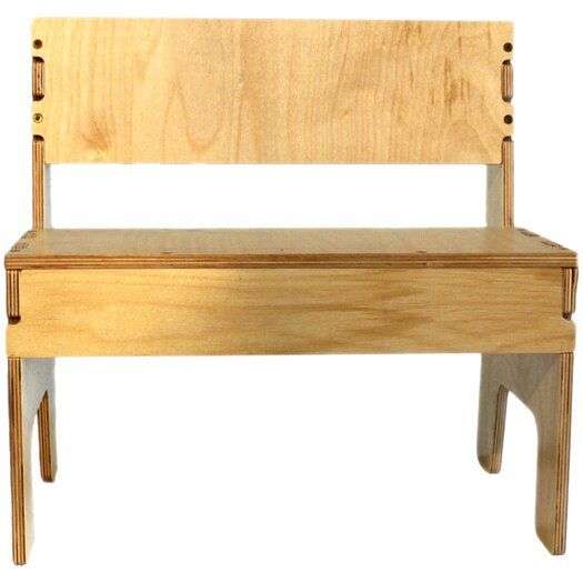 Anatex Wooden Kid's Bench