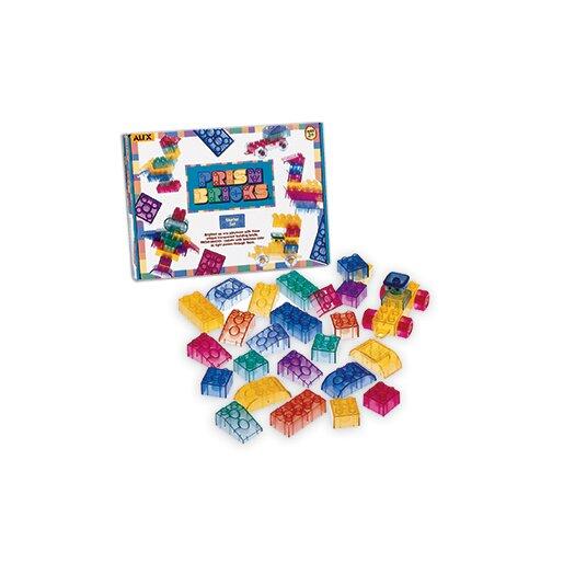 ALEX Toys Prism Brick Starter Set 30 Pcs 1
