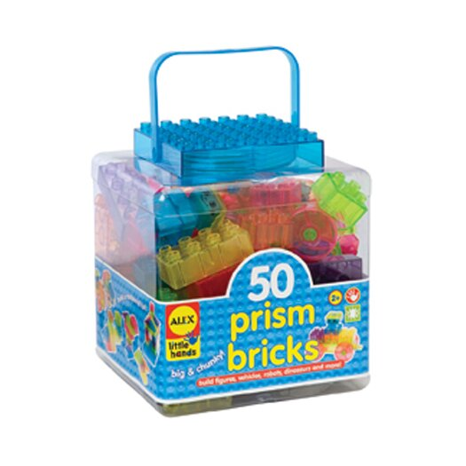 ALEX Toys Prism Bricks