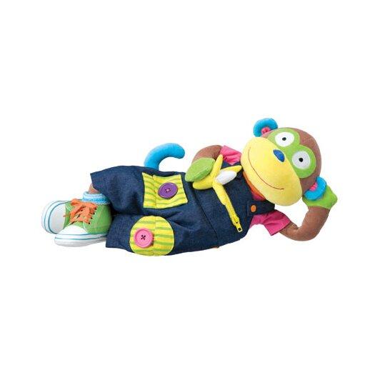 ALEX Toys Monkey Giant Learn To Dress