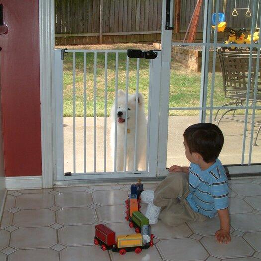 Cardinal Gates Lock-n-Block Sliding Door Gate