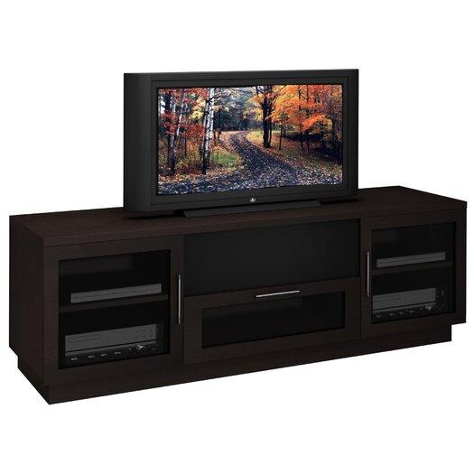 "Furnitech Contemporary 70"" TV Stand"