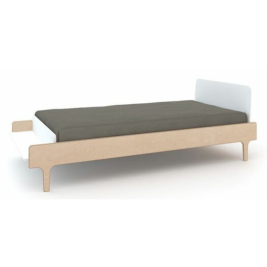 Platform Bed Twin : Oeuf River Twin Platform Bed  AllModern