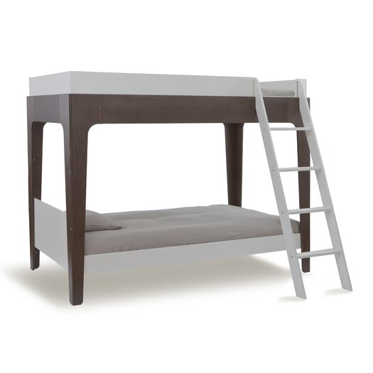 Oeuf Perch Bunk Bed: Oeuf Perch Twin Over Twin Bunk Bed