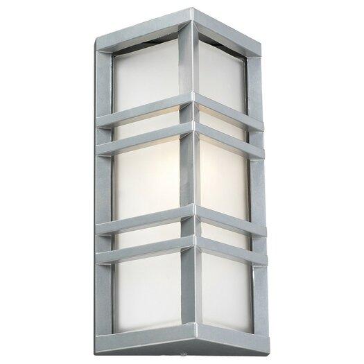 PLC Lighting Trevino 1 Light Outdoor Wall Sconce