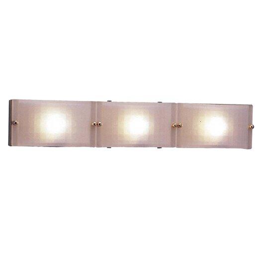 PLC Lighting Gem  3 Light Wall Sconce